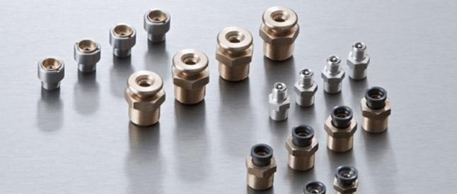 Клапаны пневматические (ниппели) купить от поставщика Протехно со склада в Санкт-Петербурге