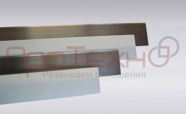 Ракельные ножи для флексопечати металлические и пластиковые