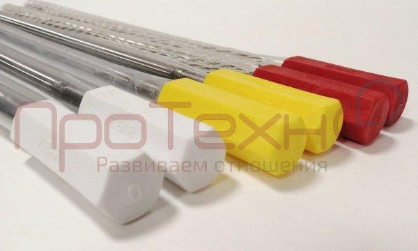 Спиральные ракели аппликатор или стержни K-bar пробопечатный инструмент от RK Print  для подбора цвета купить в России