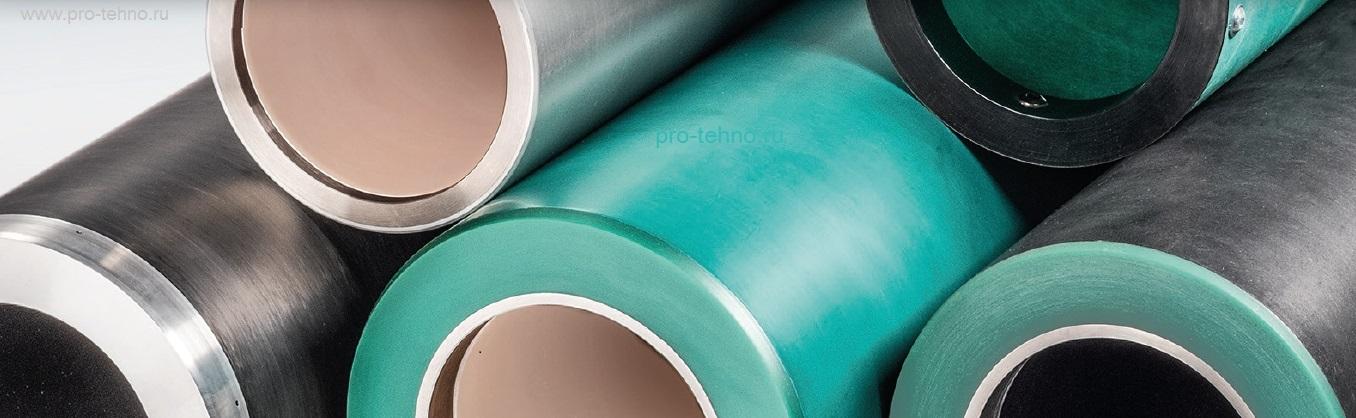формные гильзы sleeves Dantex для узкорулонной флексопечати