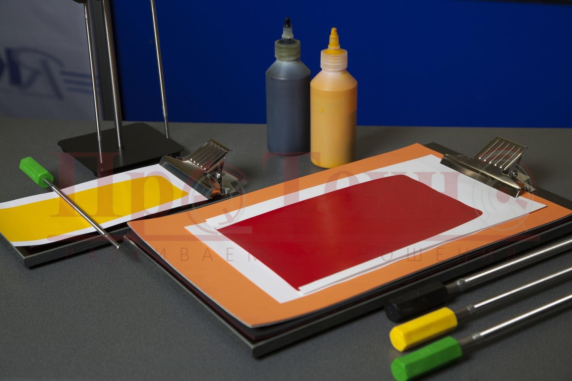 RK-Print Пробопечатное устройство K Hand Coater (KHC)
