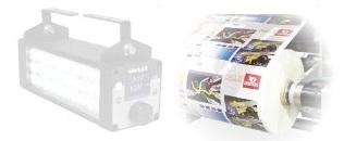 Промышленные стробоскопы Unilux для визуальной инспекции и контроля