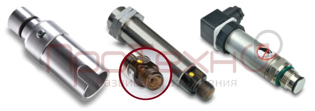 Клапан управления перемещением клеевой головки и тепмпературы ламинатора