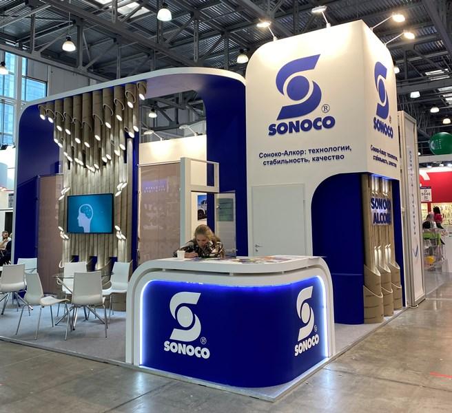 С 18 по 21 июня в Москве состоялась 25-я международная выставка упаковочной индустрии RosUpack-2021